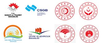 Логотипы официальных учреждений